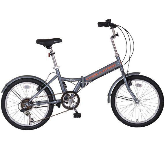Buy Challenge Holborn Folding 20 Inch Bike Male At Argos Co Uk