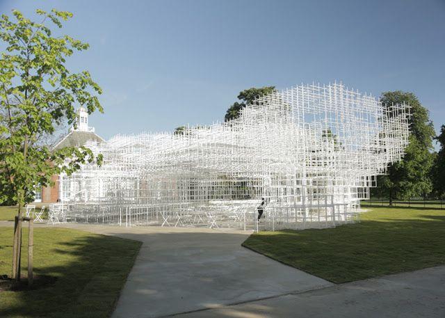 Serpentine Gallery Pavilion 2013 di Sou Fujimoto | ARC ART by Daniele Drigo