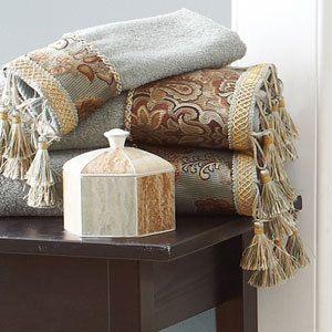 Croscill Casablanca Laviano Bath 19 99 Aqua Towel Bathroom Towel Decor Croscill Bedding