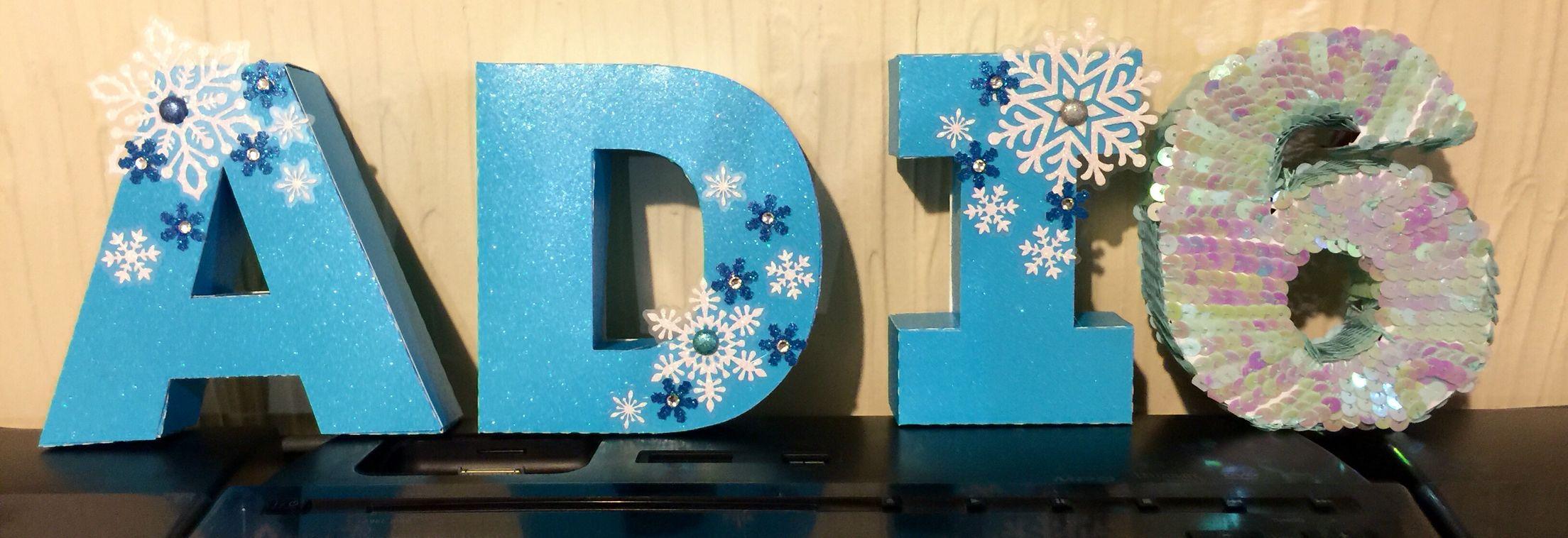 Nombre frozen