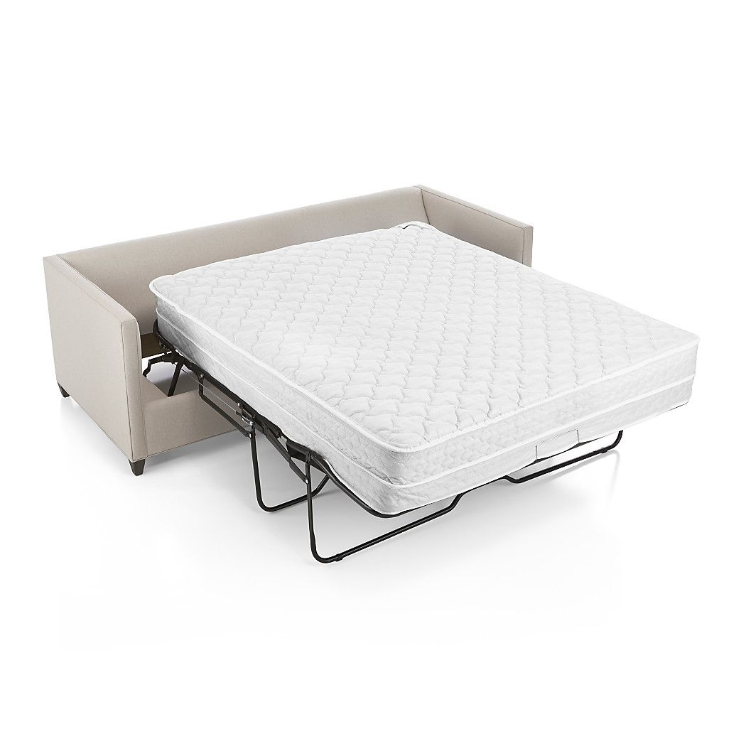 Barrett Queen Sleeper With Air Mattress Reviews Crate