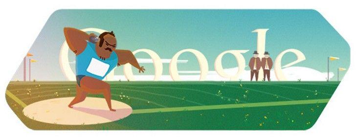 Shotput Google Doodles Doodles Shot Put