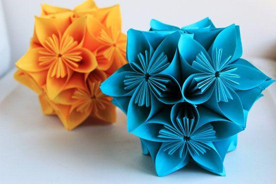 Kusudama paper flower yolarnetonic kusudama paper flower mightylinksfo