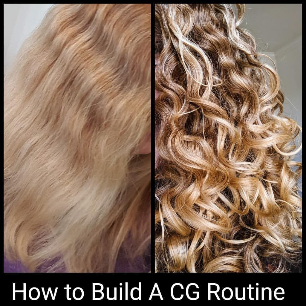 How To Build A Curly Girl Routine 1 Product Selection