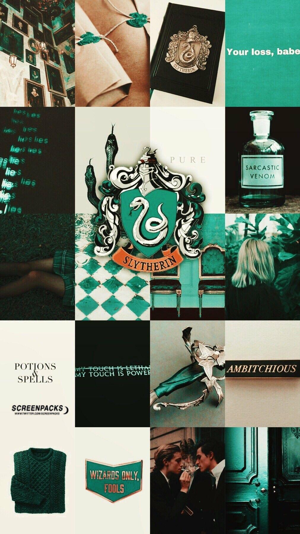 Wallpaper Screen Lock Slytherin Sonserina Papel De Parede Wallpaper Citacoes De Harry Potter Desenhos Para Papel De Parede