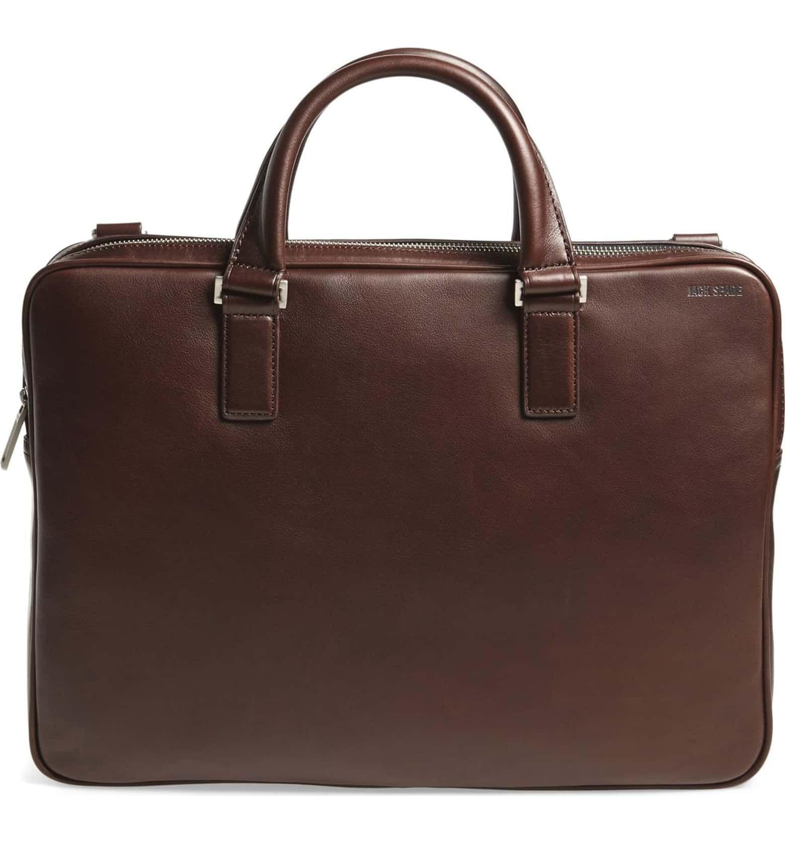 Jack spade fulton briefcase main color 210 jack
