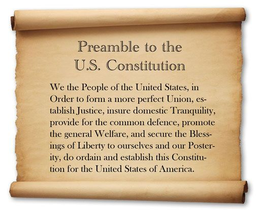 Preamble- A statement that is made at the beginning of something.    Synonym-Before  Antonym- After