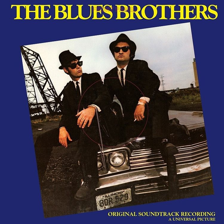 The Blues Brothers Original Soundtrack Recording Limited Edition Colored 180g Lp Blues Brothers Movie Blues Brothers Blues Brothers 1980