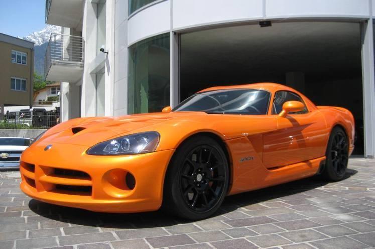 Dodge Viper ACR Hennessey Venom 700R 2008 neu