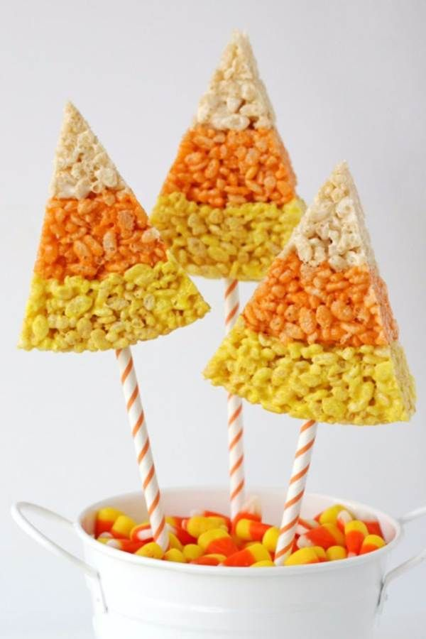Candy Corn Inspired Decorating Ideas For HALLOWEEN (4) Decorating - halloween party ideas for adults decorations