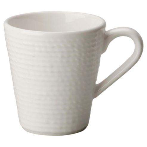 Harbour Rope Mug White