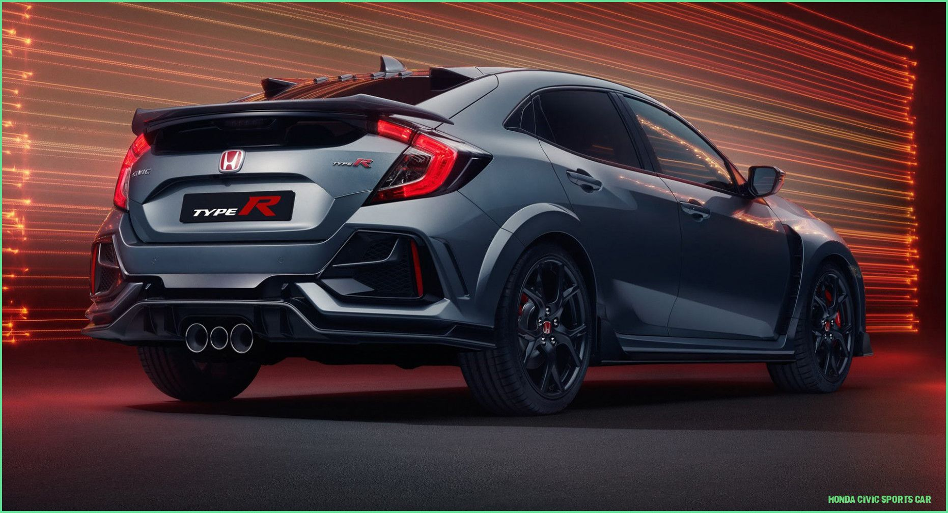 Top Seven Trends In Honda Civic Sports Car To Watch