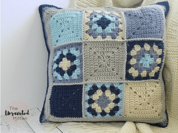 Lakeside Crochet Pillow Collection: Part 1 | Free crochet, Mittens ...