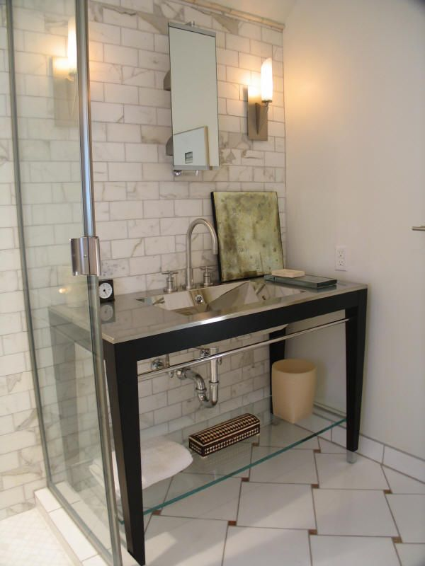 Calacutta Wall Tile Home Hall Bathroom Pinterest Bathroom