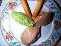 Glace pistache aux oeufs – Recette par Chef Simon
