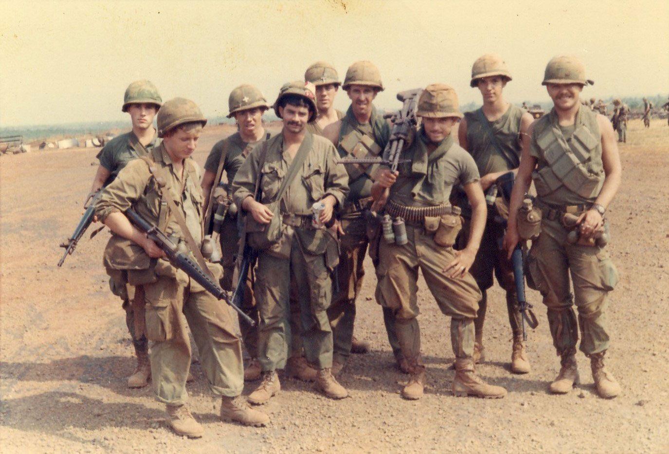 Vietnam War 1969 1970 Medic In The Green Time A Grunts Life