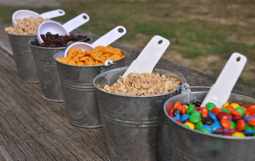 Image result for build your own trail mix bar