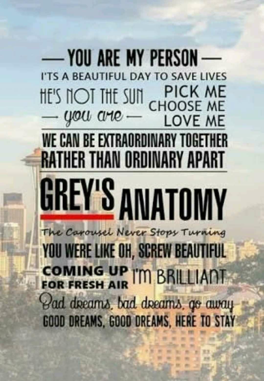 Greys Anatomy Aesthetic Wallpaper