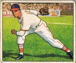 1950 Bowman Howie Pollet