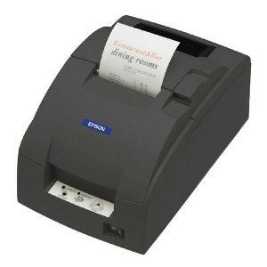 Online Tm U220b Impact Two Color Printing 6 Lps Usb Interface No Dm Hub Auto Cutter Sld Power Supply Dark Gray Epson Zebra Printer Kodak Printer