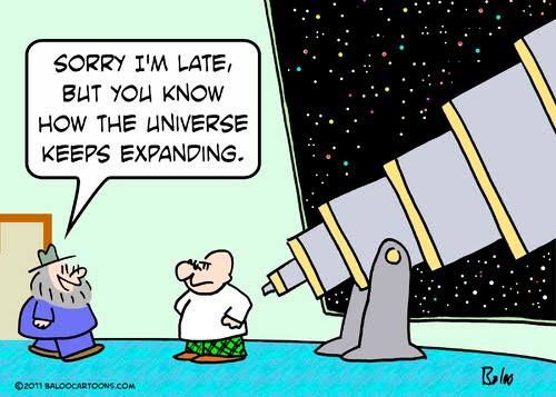 Expansion Of The Universe Joke Science Jokes Astronomy Science Astronomy
