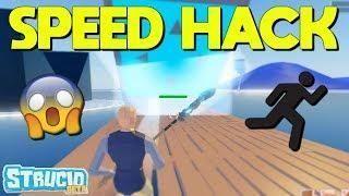 speed hack glitch  strucid roblox  roblox robux
