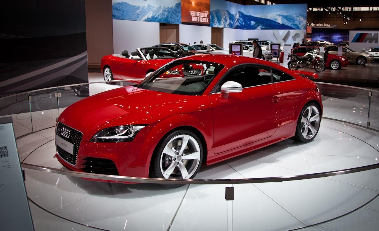 #Audi TTRS 2012 #Carros