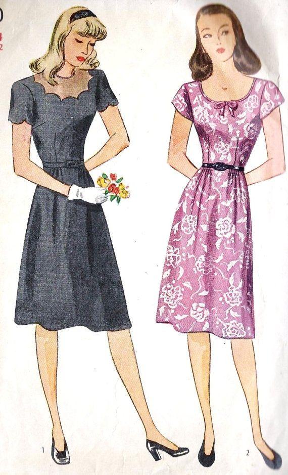 15c397a8016c Summer 1940s Hollywood Fashion