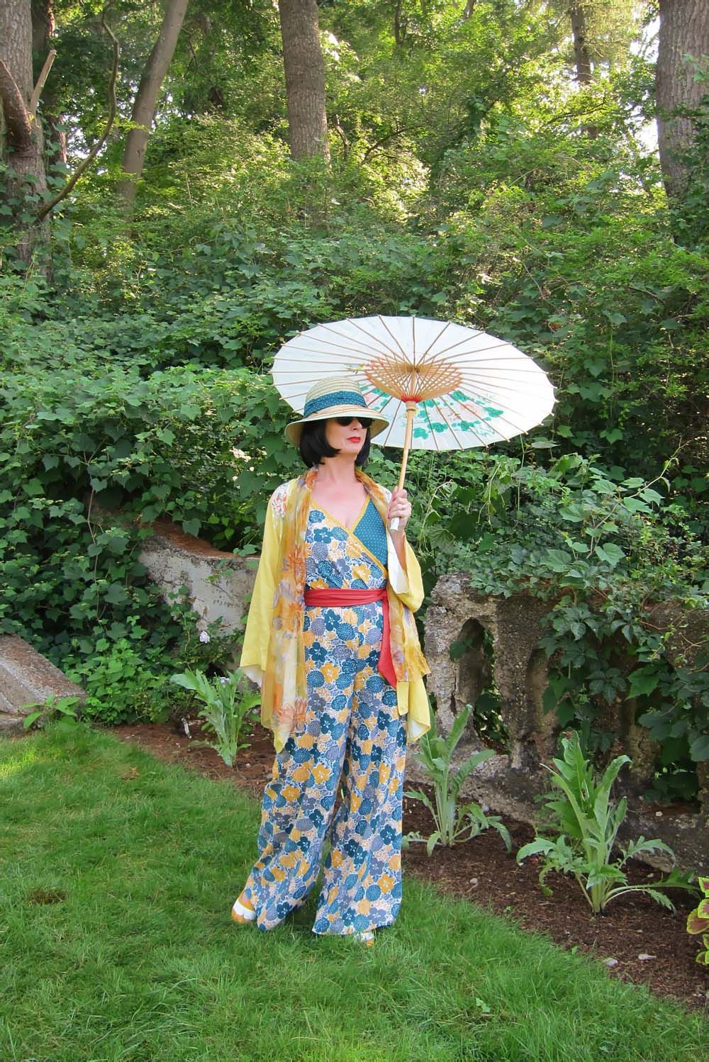 My Vintage Inspired Beach Pajamas and the 2018 Roaring 20s ...