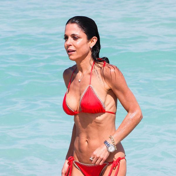 Real housewife of new york bikini