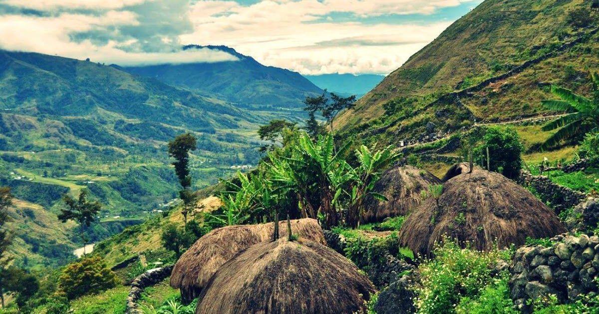 11 Pemandangan Indah Caption Baliem Valley Most Popular Valley In Indonesia Capture Indonesia Download Arsip Jual Kavling Ke Di 2020 Pemandangan Danau Toba Pantai