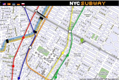 Free Map Of New York City.New York City Street Map Guide To The Best Subway Map Top Picks
