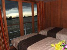 Maindeck Cabins on RV 'Amant Cruise