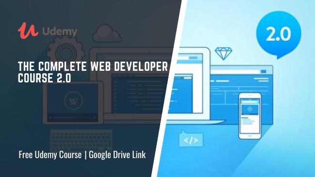 The Complete Web Developer Course 2 0 In 2020 Web Development Course Learn Web Development Web Development