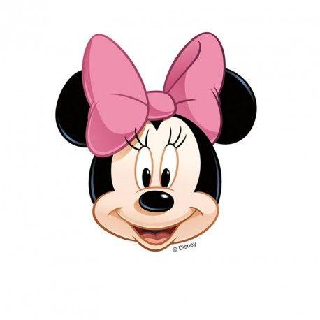 Cara De Minnie Minnie Mouse Pink