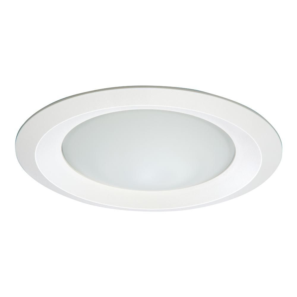 Halo E26 Series 6 In White Recessed Ceiling Light Fixture