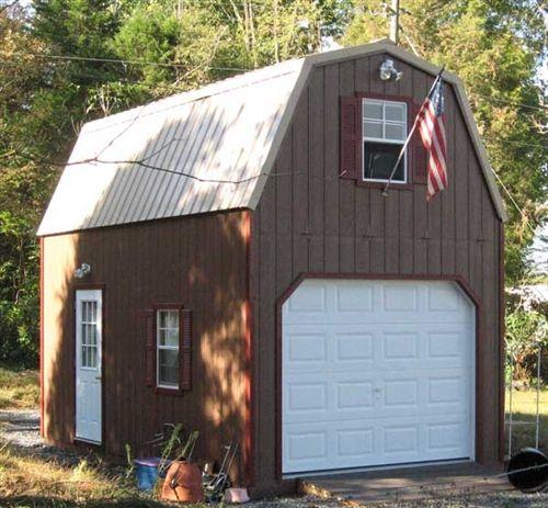 Amish Built Wood 2 Story Garage In 2019 Architecture Garage 2