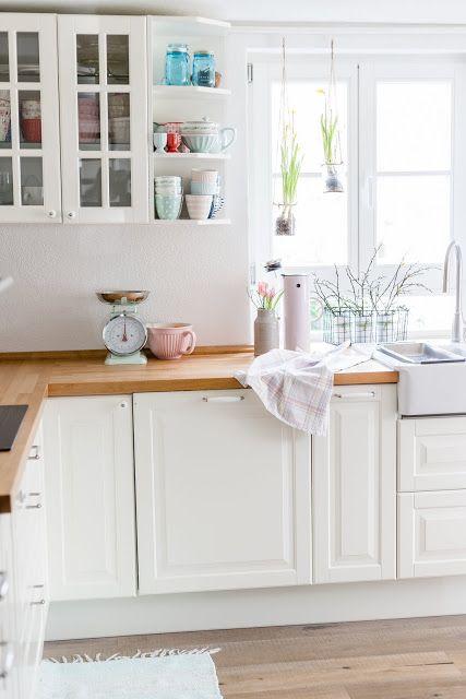 kitchenstories oder meine lieblingsecke in der k che de cump rat pinterest haus k chen. Black Bedroom Furniture Sets. Home Design Ideas