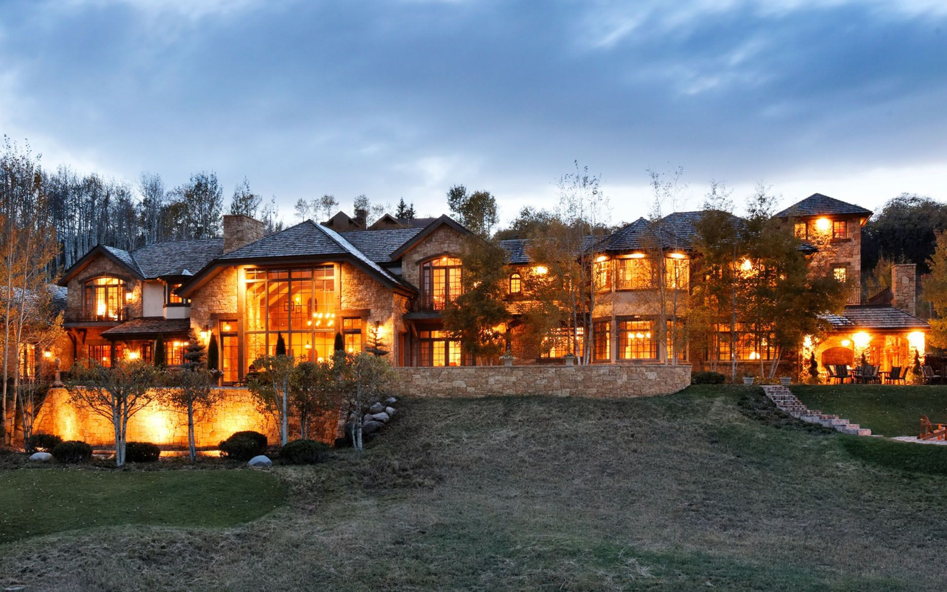 chalet elisa, aspen   dream homes mountain contemporary