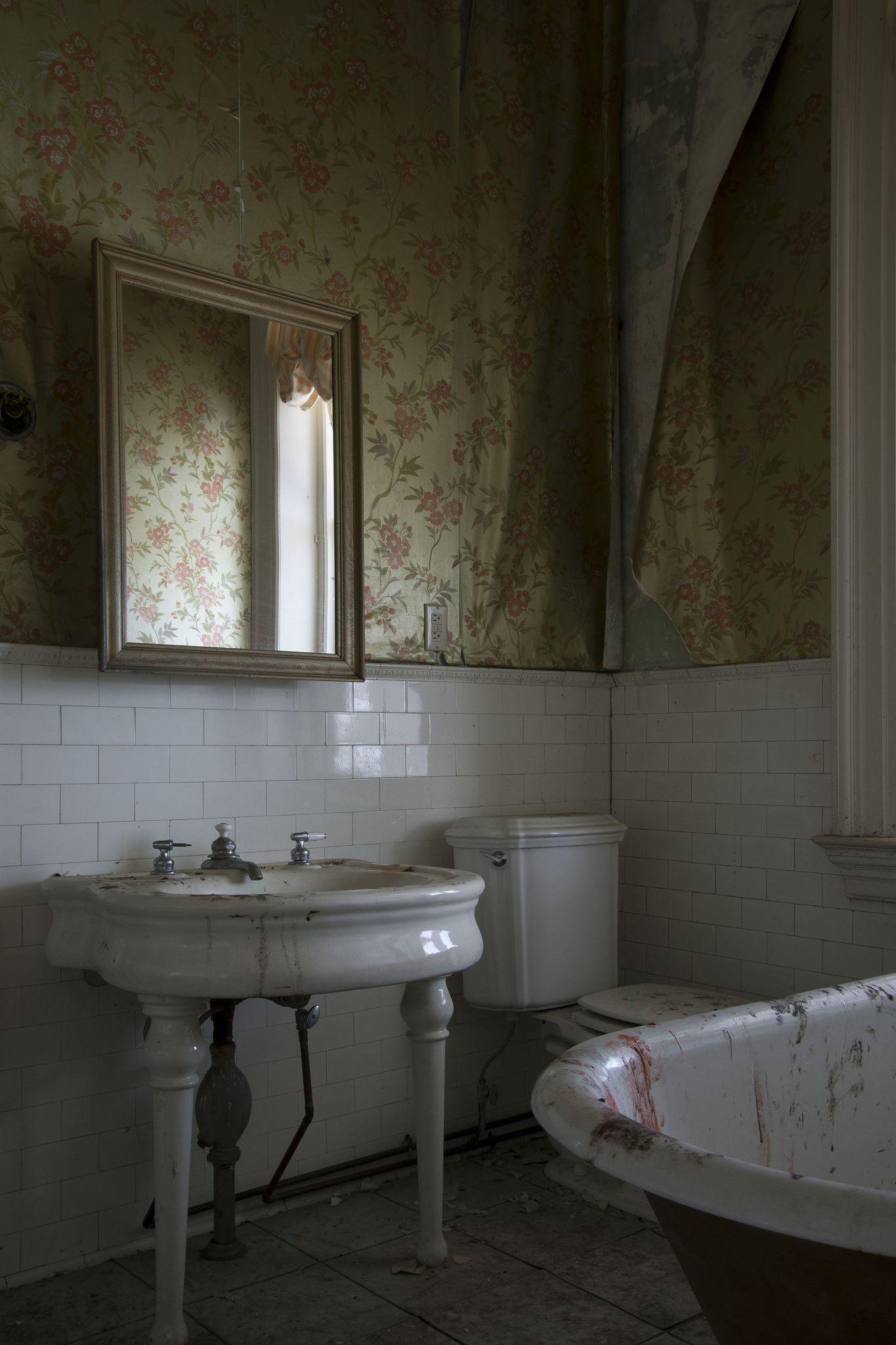 Virginia Plantation Abandoned Houses Selma