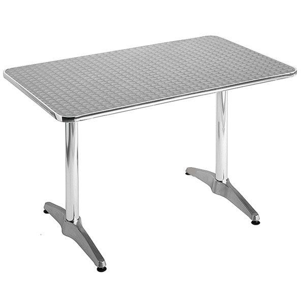 Waterproof Aluminum Table And Chair Garden Outdoor Furniture