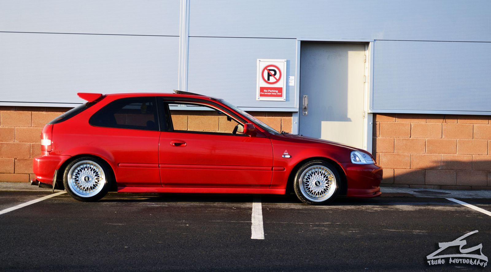 Honda civic 6 hatchback