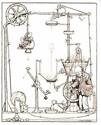 Image result for Heath Robinson Pinterest