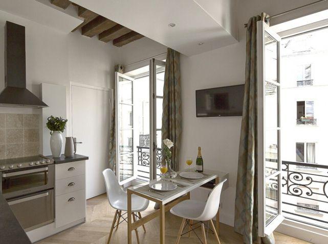 Relooking D Un Petit Appartement Au Coeur Du Marais Avec Images