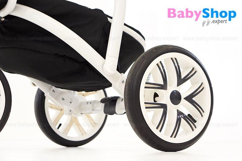 Kombikinderwagen Torino 3in1- aufpumpbare Vorderräder #babyshopexpert #kombikinderwagen #3in1 #torino