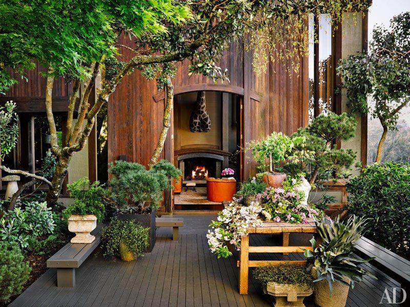 Garden Digest living room list of things design