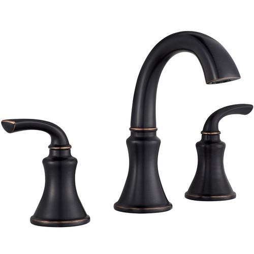 Pfister Solita Two Handle 8 Widespread Bathroom Faucet Tuscan Bronze In 2020 Bathroom Faucets Faucet Widespread Bathroom Faucet