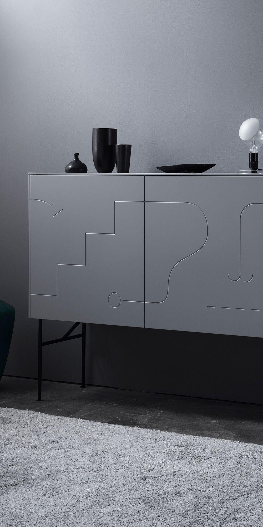 Superfront Sideboard Built On The Ikea Cabinet Frame Bestå Design