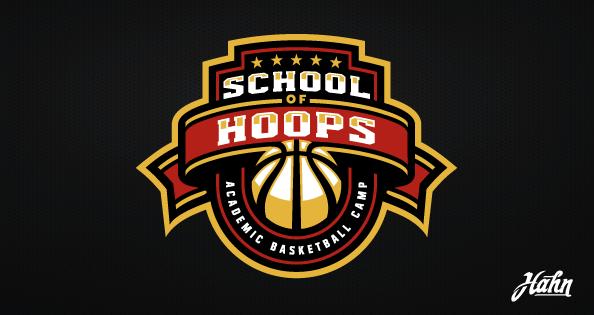 School of Hoops on Behance