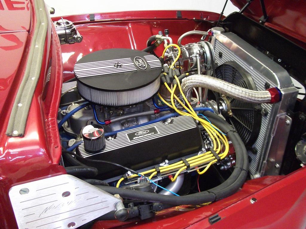 AutoTrader Classics - 1955 Ford F100 Truck Burgundy 8 Cylinder ...